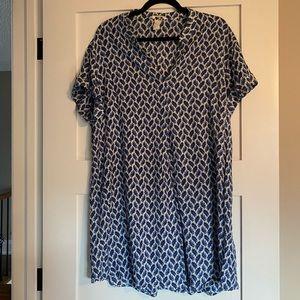 H & M shift dress